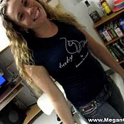 MeganQT Green Thong & Darts Video