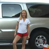 Shannon Model Car Wash Video