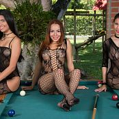 Britney Mazo, Mellany Mazo & Wendy Mazo Bodysuits Group 5 TBS Picture Set 005