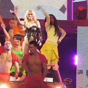 Britney Spears Medley Live Dallas TX 2009 Femme Tour HD Video