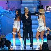Britney Spears, Christina Aguilera & Madonna Like A Virgin Live MTV VMA 2003 Video