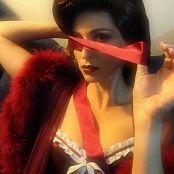 Carlotta Champagne Holiday Fantasy HD Video