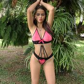 Jasmin Pink Bikini Lingerie JTM 4K UHD & HD Video 018