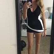 Kalee Carroll OnlyFans Birthday Dinner Outfit HD Video