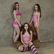 MarvelCHarm Rebecca, Ariana & Karina Triple Treat Picture Set