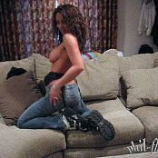NextDoorNikki Platform, Sneakers, Jeans & Topless-ism Video