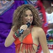 Shakira Hips Don't Lie Live World Cup Final 2006 Video