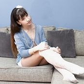 Silver Starlets Sarah Stockings Picture Set 6