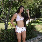 Sofia Sweety White Bikini Lingerie NSS 4K UHD & HD Video 013