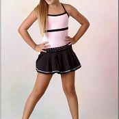 TeenModelingTV Khloe Black Skirt Picture Set