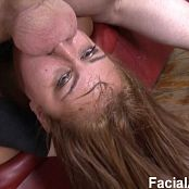 Wonky Eyed Looking Bitch Gets Her Throat Destroyed HD Video