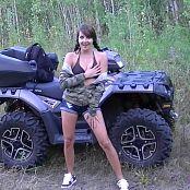 Andi Land Quad Ride HD Video