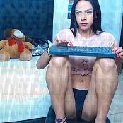 Gema Topless & Pussy Custom Camshow HD Video 008