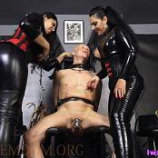 Goddess Jasmine & Mistress Ezada 125 Days of Chastity HD Video