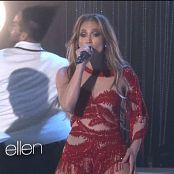 Jennifer Lopez Medley Live Ellen 2015 HD Video