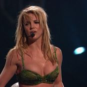 Britney Spears Slave For You Live Las Vegas 2003 DVDR Video