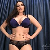 Goddess Alexandra Snow Belly Tease HD Video