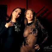 Goddess Alexandra Snow & Mistress T Dual Demonesses Video