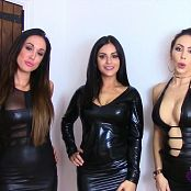 Goddess Jasmine Lindsey Leigh & Nina Leigh Deepening Your Addiction HD Video