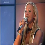 Kate Ryan Mon Coeur Resiste Encore Live TOTP 2003 Video