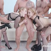 Rebecca Sharon & Madison Lush BallsDeep Anal DAP GIO476 4K UHD Video