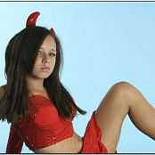 TeenModelingTV Mariah Devil Picture Set