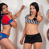 Veronica Perez & Natalia Marin Group 9 TCG Picture Set 009