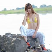 Ariel Rebel Days In Water Picture Set