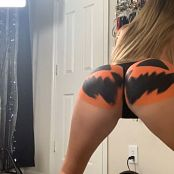 Kalee Carroll Happy Halloween 2018 HD Video 372