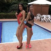 Natalia Marin & Melissa Lola Sanchez Group 6 TM4B HD Video 006