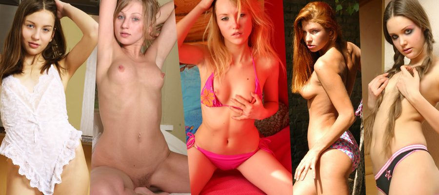 Real8Teens Various Teen Models Picture Sets & Videos Megapack