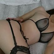 Silver Agency Brenda Custom Black Lingerie Video