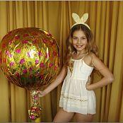 TeenModelingTV Alissa Bunny Ears Picture Set