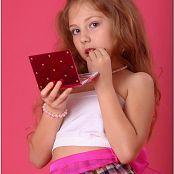 TeenModelingTV Alissa Plaid Skirt Picture Set