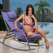 Britney Mazo Purple Lingerie TBS Bonus Level 2 Picture Set 003