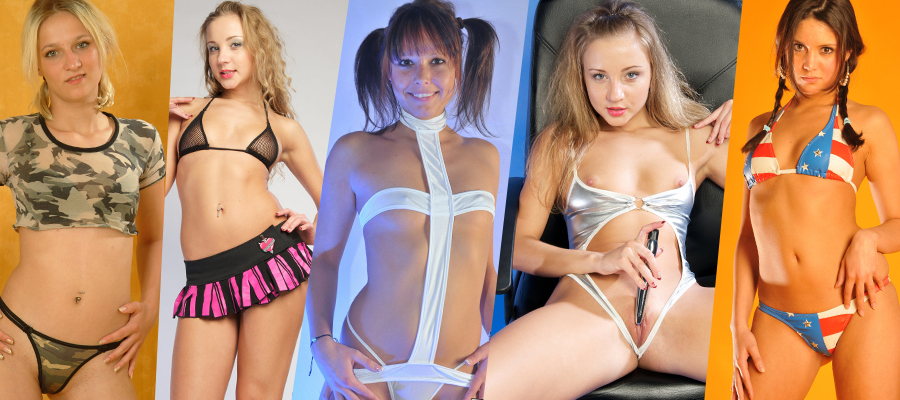 FetiStyle Various Sexy Models Picture Sets & Videos Siterip 3