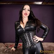 Goddess Alexandra Snow Enslaving The Male HD Video