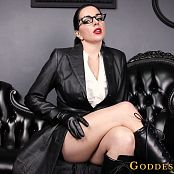 Goddess Alexandra Snow My Ruthless Gloves HD Video