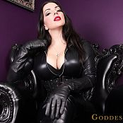 Goddess Alexandra Snow Slave Puppet HD Video