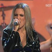 Jeanette Biedermann Rockin On Heavens Floor Live Die Lego Show 2003 Video