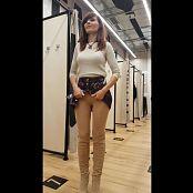 Jeny Smith My New Pants HD Video