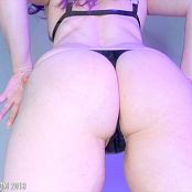 LatexBarbie Hot Thong JOI HD Video