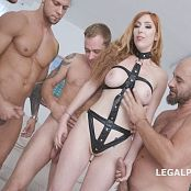 Lauren Phillips Balls Deep Tripple Anal Gangbang GIO826 HD Video