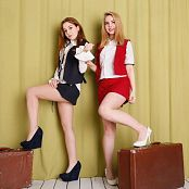 MarvelCharm Rebecca & Ariana Dress Code Picture Set