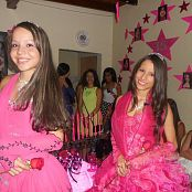 Mellany Britney Wendy Mazo Sisters Various Real Life Pictures Pack
