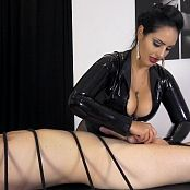 Mistress Ezada Sinn Bound To Have His Orgasm Ruined HD Video