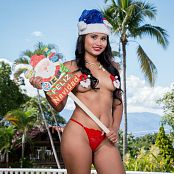 Thaliana Bermudez Merry Christmas TCG Picture Set 006