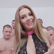 Timea Bella 15 Man Anal Gangbang & Piss Drinking SZ2112 HD Video