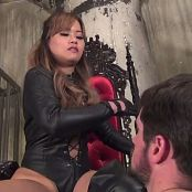 AstroDomina Leather Goddess Smack Down HD Video
