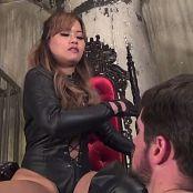 AstroDomina Leather Goddess Smack Down HD Video